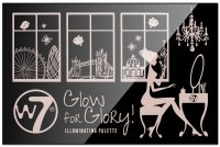 W7 - Glow for Glory! - ILLUMINATING PALETTE - Rozświetlająca paleta