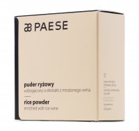 PAESE - Rice powder - Puder ryżowy