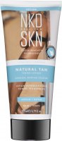 NKD SKN - NATURAL TAN TINTED LOTION - MEDIUM - Lotion samoopalający