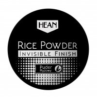 HEAN - RICE POWDER - INVISIBLE FINISH - Puder ryżowy - Translucent