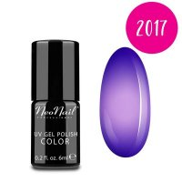 NeoNail - UV GEL POLISH COLOR - THERMO COLOR - Lakier hybrydowy - TERMICZNY - 6 ml - 5613-1 - GRAPE GROOVE - 5613-1 - GRAPE GROOVE