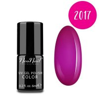 NeoNail - UV GEL POLISH COLOR - THERMO COLOR - Lakier hybrydowy - TERMICZNY - 6 ml - 5614-1 - INDIAN JAMUN - 5614-1 - INDIAN JAMUN