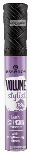 Essence - VOLUME STYLIST 18h - Lash Extension Mascara - Wydłużający tusz do rzęs