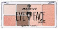 Essence - EYE & FACE PALETTE - Paleta do makijażu - 02