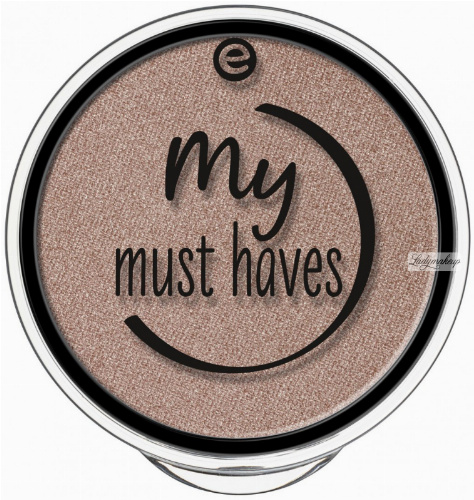Essence - MY MUST HAVES EYESHADOW - Cień do powiek