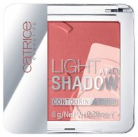 Catrice - LIGHT AND SHADOW CONTOURING BLUSH - Róż i rozświetlacz