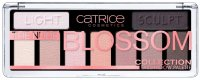 Catrice - THE NUDE BLOSSOM COLLECTION EYESHADOW PALETTE - Paleta 9 cieni do powiek