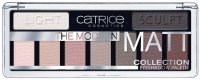 Catrice - THE MODERN MATT COLLECTION EYESHADOW PALETTE - Paleta 9 cieni do powiek