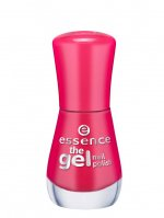 Essence - THE GEL NAIL POLISH - Lakier do paznokci - 92 - RED CARPET? - 92 - RED CARPET?