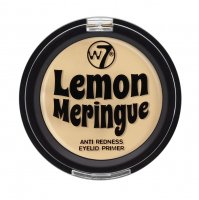 W7 - Lemon Meringue - ANTI REDNESS EYELID PRIMER - Baza pod cienie do powiek