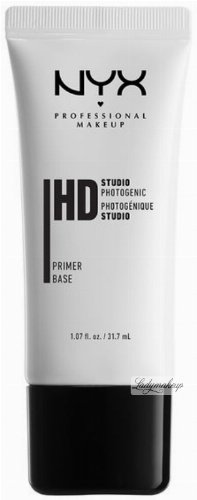 NYX Professional Makeup - HD Studio Photogenic Primer Base - Baza High Definition pod makijaż