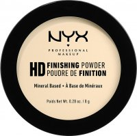 NYX Professional Makeup - HD FINISHING POWDER - BANANA - Prasowany puder bananowy