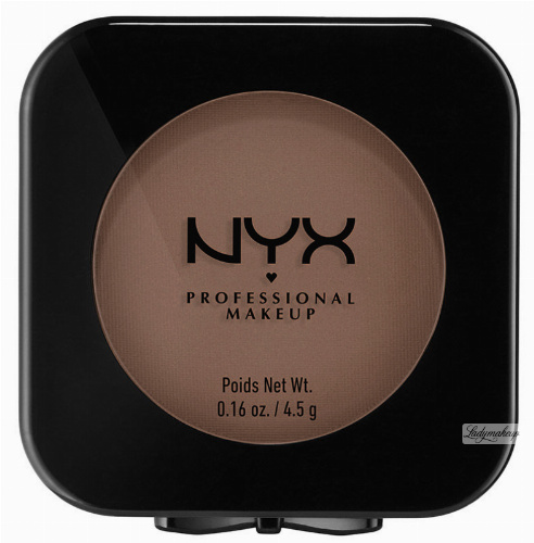 NYX Professional Makeup - HIGH DEFINITION BLUSH - Róż do policzków
