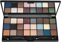 NYX Professional Makeup - WICKED DREAMS REVES FOUX 24 SHADOWS PALETTE - Paleta 24 cieni