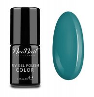 NeoNail - UV GEL POLISH COLOR - CANDY GIRL - Lakier hybrydowy - 6 ml I 7,2 ml - 2992-1 - TURQUOISE - 2992-1 - TURQUOISE