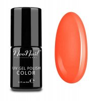 NeoNail - UV GEL POLISH COLOR - CANDY GIRL - Lakier hybrydowy - 6 ml I 7,2 ml - 3199-1 - SWEET APRICOT - 3199-1 - SWEET APRICOT