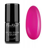 NeoNail - UV GEL POLISH COLOR - CANDY GIRL - Lakier hybrydowy - 6 ml I 7,2 ml - 3206-1 - BISHOPS PINK - 3206-1 - BISHOPS PINK