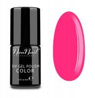 NeoNail - UV GEL POLISH COLOR - CANDY GIRL - Lakier hybrydowy - 6 ml I 7,2 ml - 3220-1 - NEON PINK - 3220-1 - NEON PINK