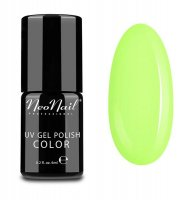 NeoNail - UV GEL POLISH COLOR - CANDY GIRL - Lakier hybrydowy - 6 ml I 7,2 ml - 3862-1 - JUICY LIME - 3862-1 - JUICY LIME