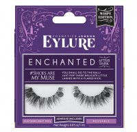 EYLURE - ENCHANTED - Wispy Edition - Sztuczne rzęsy na pasku + 1 ml klej - #SHOES ARE MY MUSE