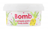 Bomb Cosmetics - Pineapple Prefect - Body Butter - Masło do ciała z 30% Shea - ANANASOWE