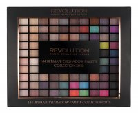 MAKEUP REVOLUTION - 144 ULTIMATE EYESHADOW PALETTE COLLECTION 2018 - Paleta 144 cieni do powiek
