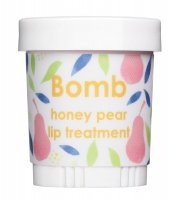 Bomb Cosmetics - Lip Treatment - Honey Pear - Kuracja do ust - MIODOWA GRUSZKA