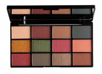 NYX Professional Makeup - In your element - EARTH - Paleta 12 cieni do powiek