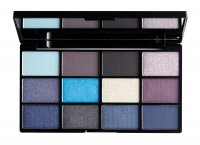 NYX Professional Makeup - In your element - WIND - Paleta 12 cieni do powiek