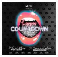 NYX Professional Makeup - LIPPIE COUNTDOWN 24 DAYS OF LIP - ADVENT CALENDAR - Zestaw 24 pomadek do ust