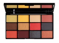 NYX Professional Makeup - In your element - FIRE - Paleta 12 cieni do powiek