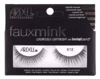 ARDELL - FAUX MINK - Luxuriously Lightweight with invisiband - Sztuczne rzęsy na pasku