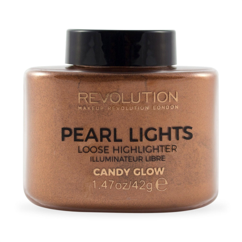 MAKEUP REVOLUTION - PEARL LIGHTS - LOOSE HIGHLIGHTER - Sypki rozświetlacz