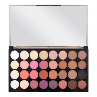 MAKEUP REVOLUTION - FLAWLESS 4 - ULTRA 32 EYESHADOWS PALETTE - Paleta 32 cieni do powiek