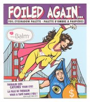 The Balm - FOILED AGAIN... - FOIL EYESHADOW PALETTE - Paleta 12 cieni do powiek