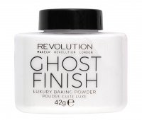 MAKEUP REVOLUTION - Luxury Baking Powder - Ghost Finish - Sypki, biały puder do twarzy