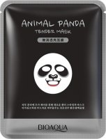 BIOAQUA - Animal Panda Tender Mask - Maska do twarzy w płacie - PANDA