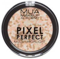 MUA - PIXEL PERFECT MULTI - HIGHLIGHT - MOONSTONE SHINE - Wielokolorowy rozświetlacz do twarzy
