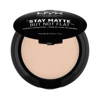 NYX Professional Makeup - STAY MATTE BUT NOT FLAT - Pudrowy podkład w kompakcie - 04 - CREAMY NATURAL - 04 - CREAMY NATURAL
