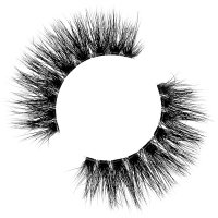 Lash Me Up! - Invisible Collection - Naturalne rzęsy na transparentnym pasku - Crazy In Love