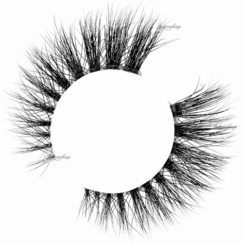 Lash Me Up! - Invisible Collection - Naturalne rzęsy na transparentnym pasku - Shape Of You