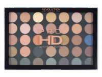 MAKEUP REVOLUTION - PRO HD AMPLIFIED 35 PALETTE - SMOULDER - Paleta 35 cieni do powiek