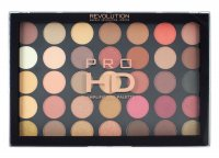 MAKEUP REVOLUTION - PRO HD AMPLIFIED 35 PALETTE - SOCIALITE - Paleta 35 cieni do powiek