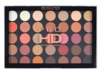 MAKEUP REVOLUTION - PRO HD AMPLIFIED 35 PALETTE - INNOVATION - Paleta 35 cieni do powiek
