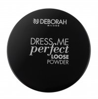DEBORAH MILANO - DRESS ME PERFECT - LOOSE POWDER - Sypki puder