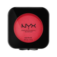 NYX Professional Makeup - HIGH DEFINITION BLUSH - Róż do policzków - CRIMSON - CRIMSON