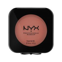 NYX Professional Makeup - HIGH DEFINITION BLUSH - Róż do policzków - AMBER - AMBER