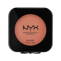 NYX Professional Makeup - HIGH DEFINITION BLUSH - Róż do policzków - PINK TOWN - PINK TOWN