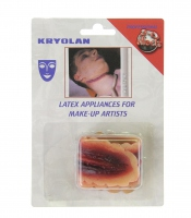KRYOLAN - LATEX APPLIANCES FOR MAKE-UP ARTISTS - Rana duszenia - Art. 7216