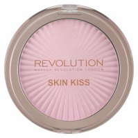 MAKEUP REVOLUTION - SKIN KISS - Highlighter - Rozświetlacz do twarzy - PRISMATIC KISS - PRISMATIC KISS